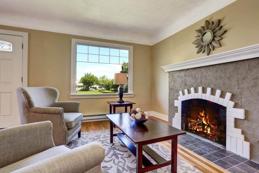 Brick Fireplace Ideas