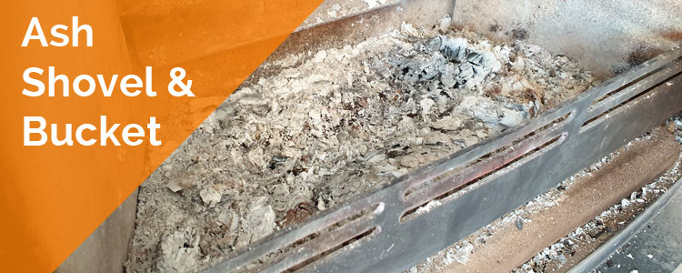 Buy Fireplace & Stove Ash Bucket & Shovel