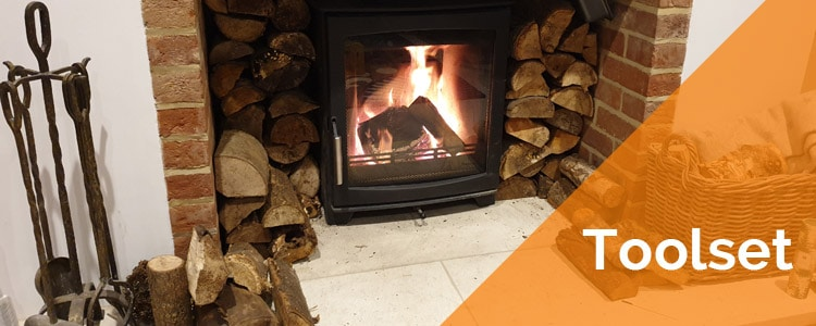 Buy Fireplace Toolset