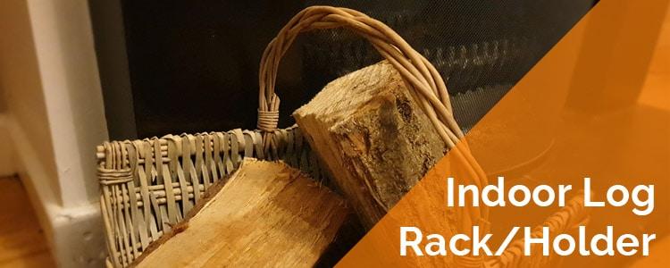 Buy Indoor Log Rack Holder