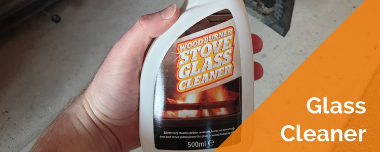 Buy Fireplace & Stove Glass Cleaner