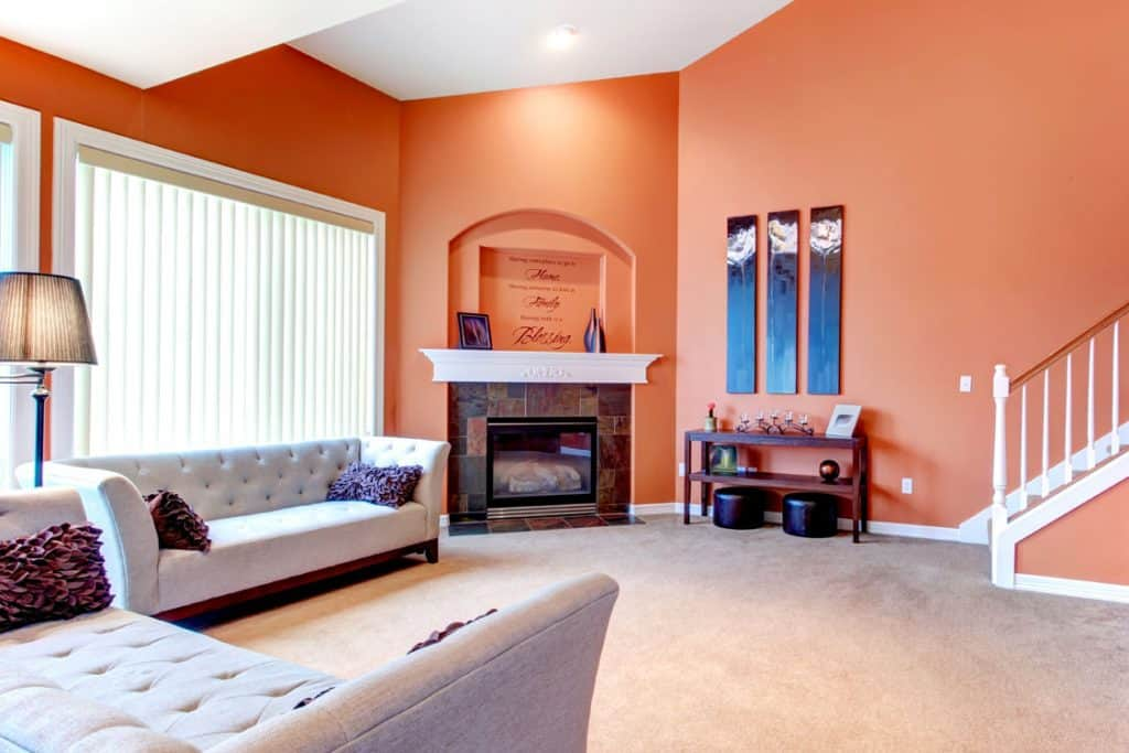 Corner Fireplace Ideas