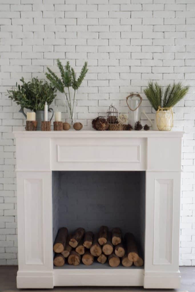 Fake Fireplace Ideas