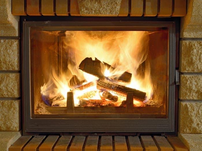 Standard Fireplace Doors
