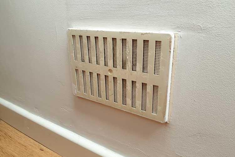 Fireplace Vent