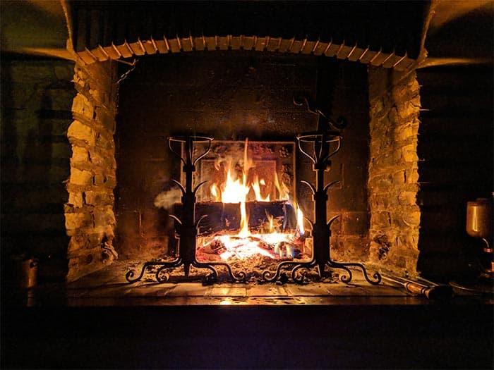 Fireplace Fireback