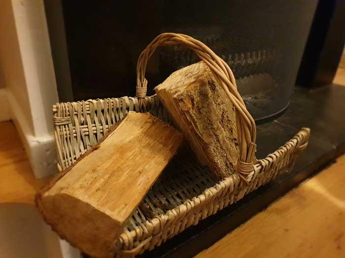 Fireplace Hearth Logs