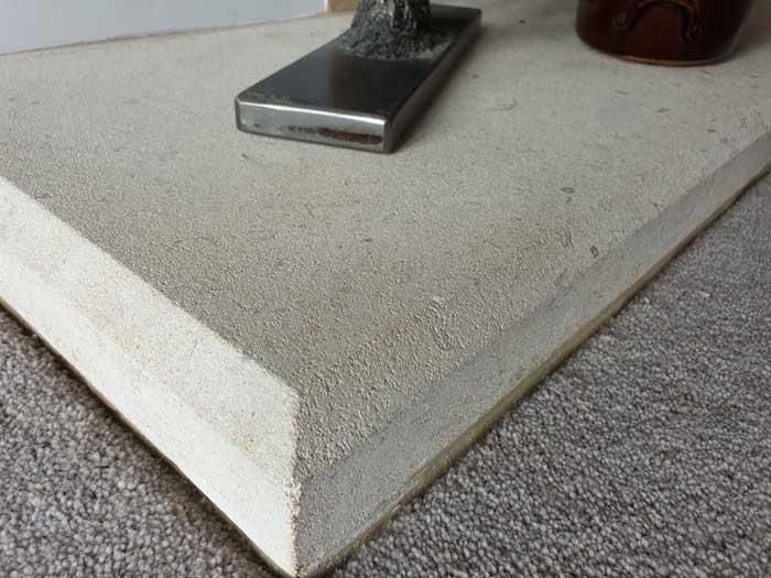 Concrete Hearth