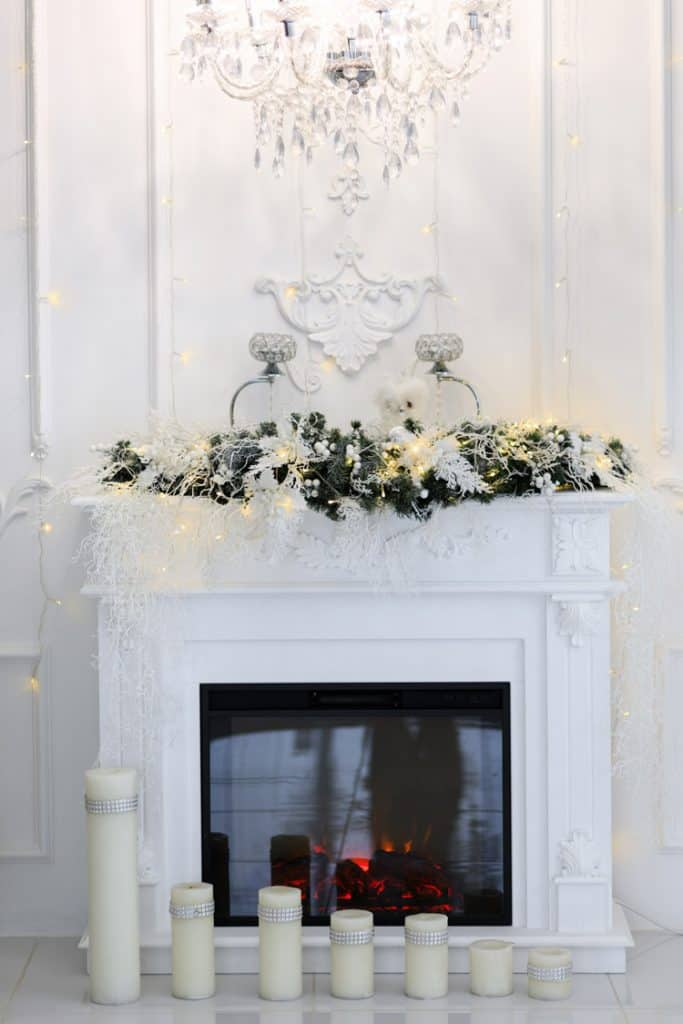 Fireplace Ideas Candles