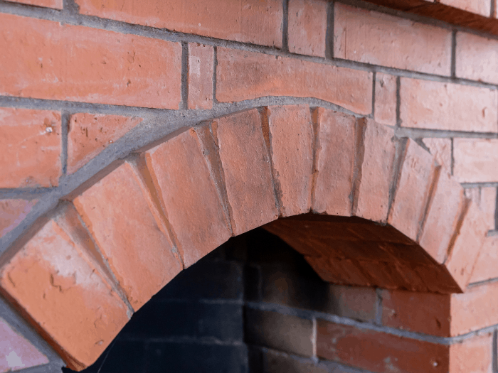 Fireplace Arch Lintel