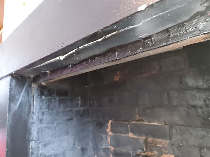 Fireplace Lintel