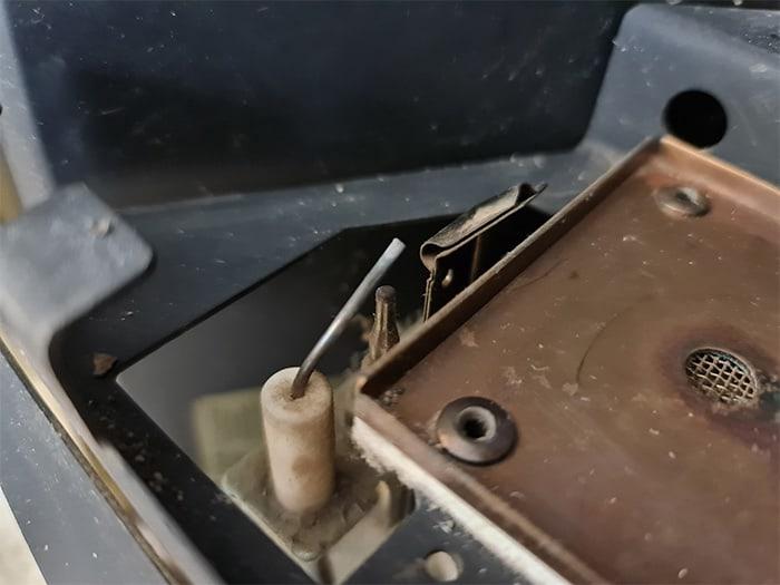 Gas Fireplace Ignition