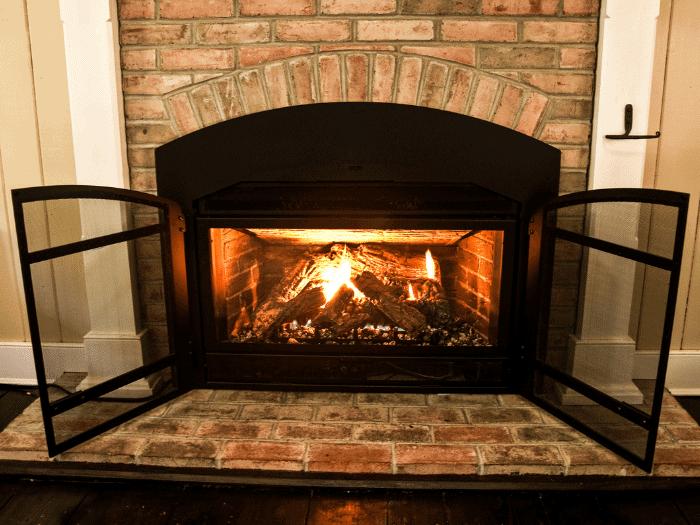 Gas Fireplace Insert