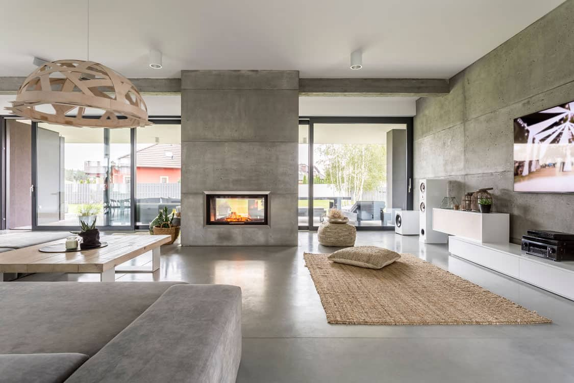 Putting An Electric Fireplace In A Wall Which Types Work
