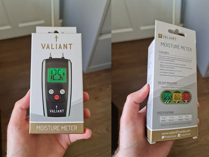 Moisture Meter Box