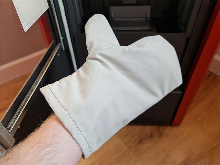 Pellet Stove Glove