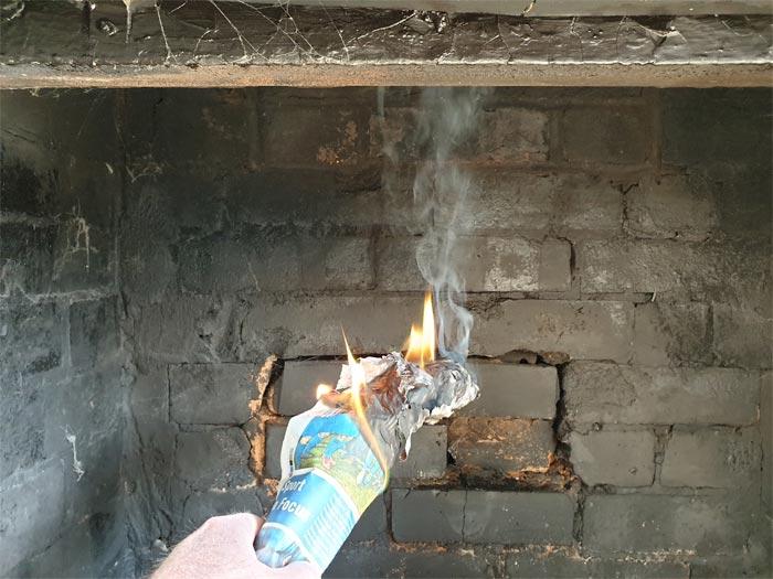 Prime Chimney Smoke