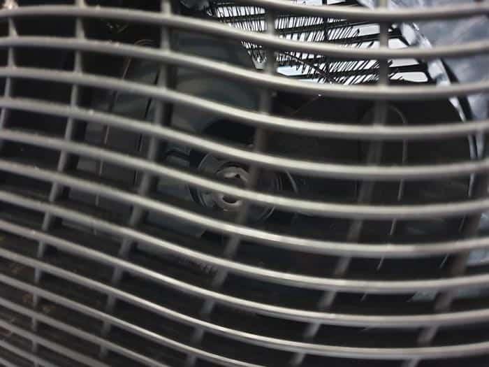 Space Heater Fan