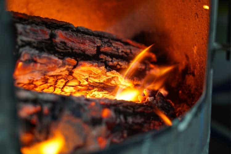 Why Does Wood Burning Stove Smoke