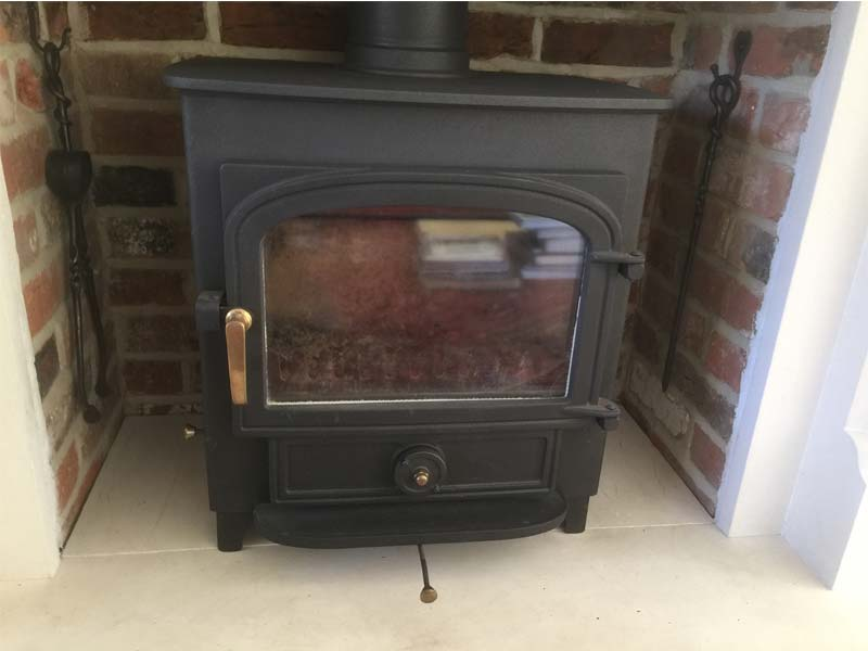 How Much Does A Multi Fuel Stove Cost To Install Fireplace Universe