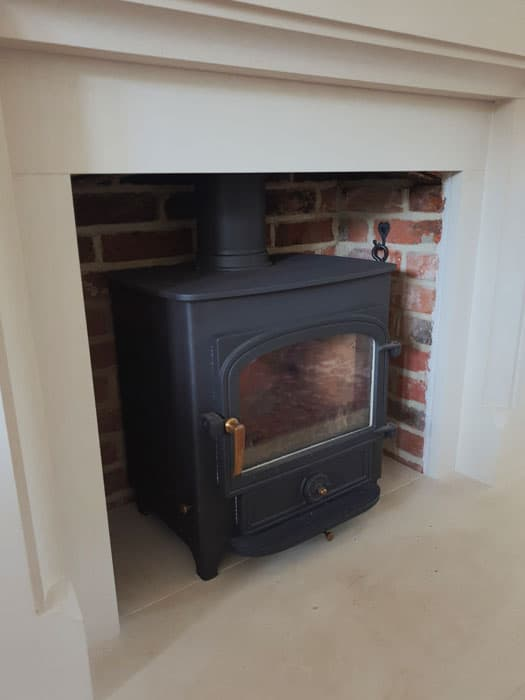 Can You Install A Wood Burning Stove In An Existing Fireplace