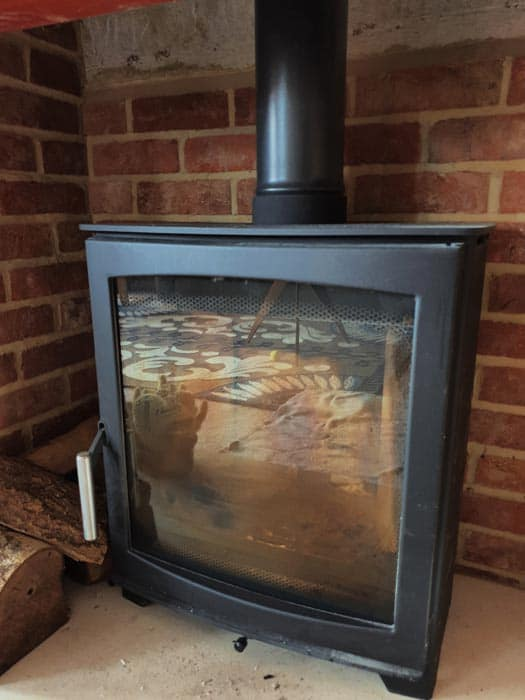 Wood Stove Space