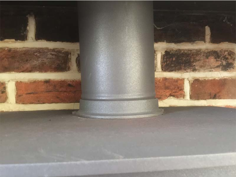 Wood Burning Stove Flue