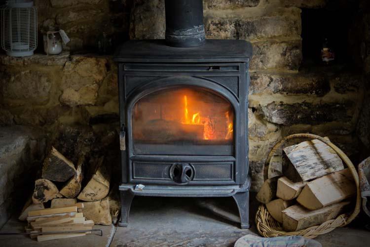 Wood Burning Stove Heat