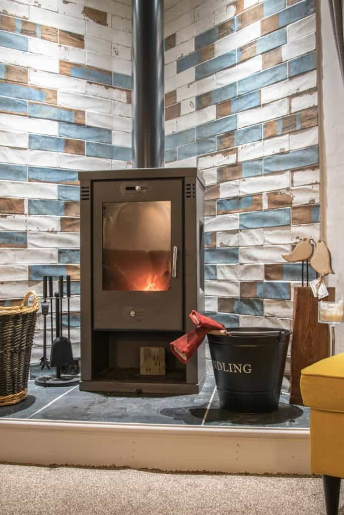 What To Put Behind A Wood Burning Stove Fireplace Universe