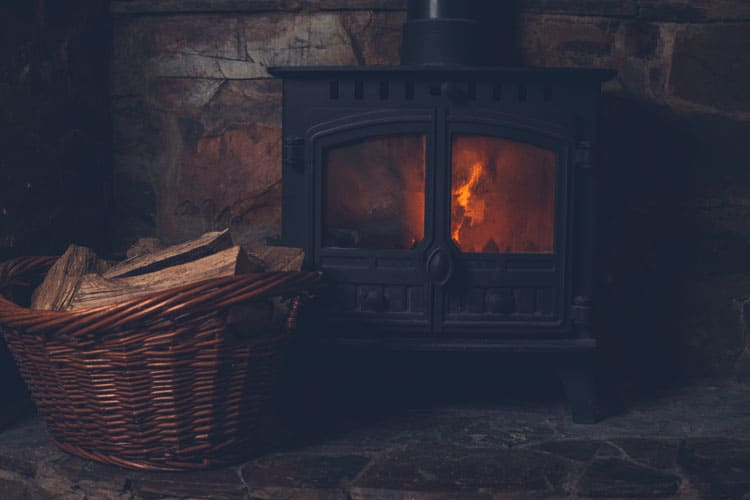 Why Your New Wood Burning Stove Smells Ours Did