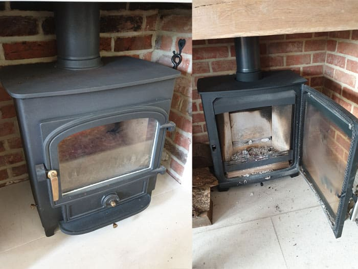 Wood Burning Stove & Multi Fuel Stove